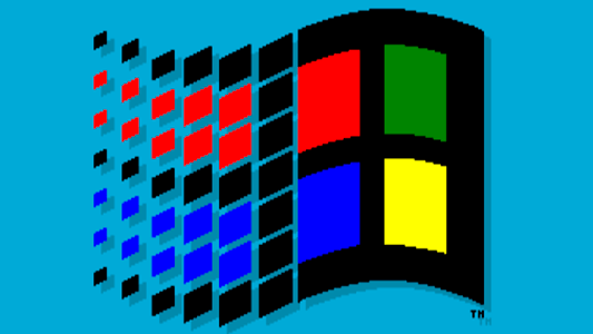 windows 3.1logo